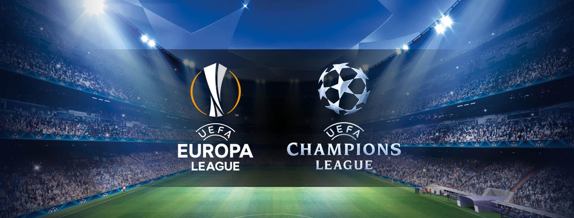 UEFA Avrupa Ligi: UEFA Şampiyonlar Ligi Ve UEFA Avrupa Ligi Heyecanı Tivibu