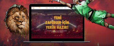 turk telekom stadyumu aslan gibi