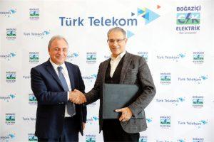 boğazici elektrik türk telekom