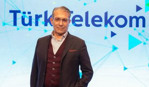 Turk Telekom CEO Paul Doany_