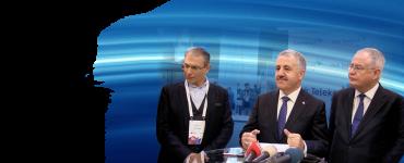 Ulastirma Bakani Ahmet Arslan Turk Telekom Aciklamasi